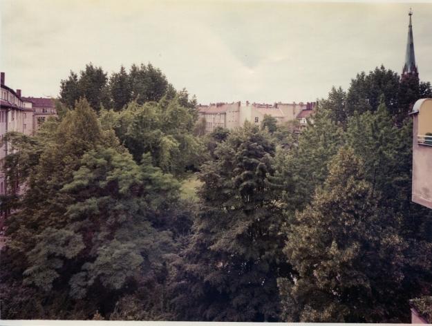 Der Essener Park im Sommer, ca 1977/ 1978
